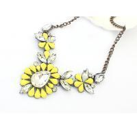 Wholesale 2014 Round Resin Necklace from china suppliers
