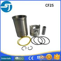 Wholesale Changfa CF25 diesel engine cylinder liner kit from china suppliers