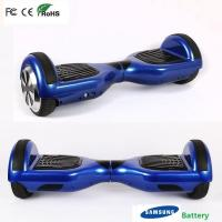 Blue Self Balancing Scooter Hoverboard Swegway Style New Year Gift