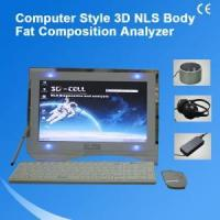 Wholesale 2014Newest Updated Version Touch Screen Original 3D NLS Full Body Health Analyzer SW-35A from china suppliers
