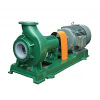 Wholesale IHF series chemical centrifugal pump fluorine plastic alloy from china suppliers