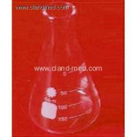 Wholesale Conical Flask Erlenmeyer with graduations from china suppliers
