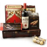 Wholesale Wine And Chocolate Journey.NO.38 Beijing gift basket from china suppliers
