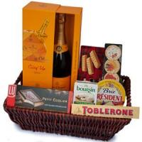 Wholesale Champagne Soiree Gift Basket NO.28 Beijing gift basket from china suppliers