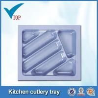 Wholesale Kitchen drawer plastic cutlery tray from china suppliers
