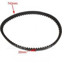 Wholesale 743-20-30 Belt for GY6 150cc ATVs, Go Karts, Scooters from china suppliers