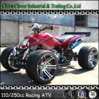 Wholesale 110CC ATV Equipped with Powerful Air Cooling Engine with Reverse Gear ATV from china suppliers