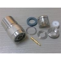 Wholesale N Male Straight Connector For RG214 from china suppliers