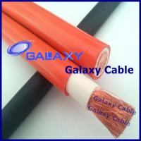 Wholesale Welding Cables DoubleRubberInsulatedFlexib from china suppliers