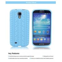 Wholesale Tire pattern silicone gel soft case cover skin for Samsung Galaxy S4 from china suppliers