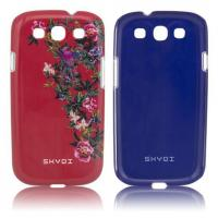 Wholesale Samsung s3 camellia IMD printing case cover from china suppliers