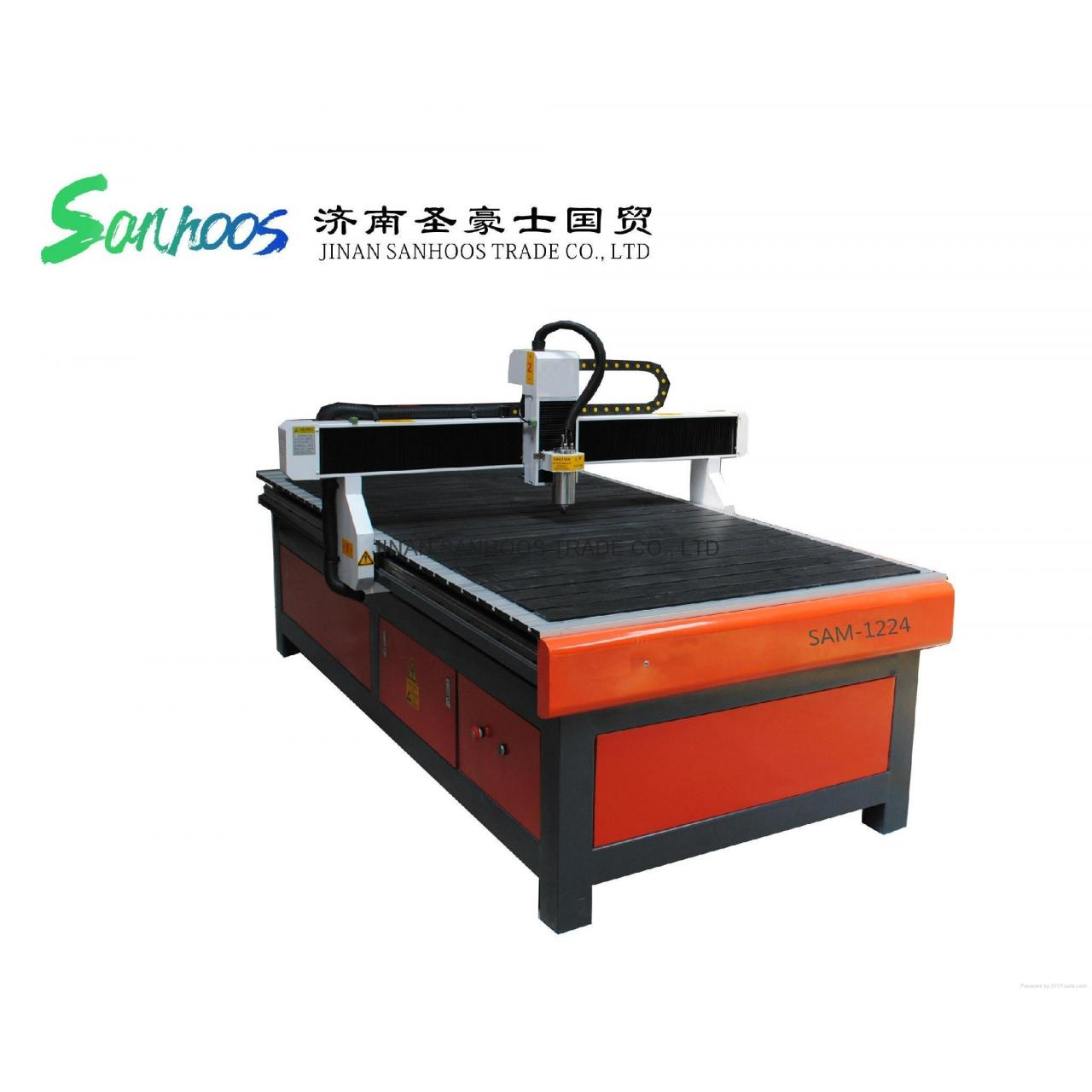 Wholesale Sam Ball Screw CNC Router Machine SAM-1224 from china suppliers
