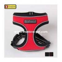 Wholesale Product: Durable Micro fiber strap Mesh Dog Harness from china suppliers