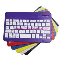 BT15 7inch Slim Bluetooth Keyboard Compatiable with Apple OS,Windows, Android,6Colors.Hot Selling