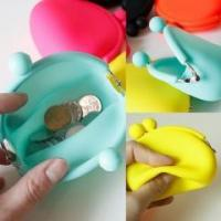 Wholesale wallet&bag BPA Free Silicone coin purse from china suppliers