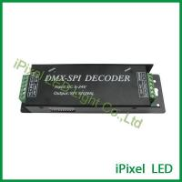 Wholesale LED controller DMX-SPI Decoder from china suppliers