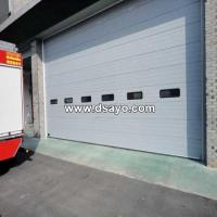 sectional industrial door #DSO002