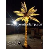 Wholesale summer Holiday Name and 110V, 220V Voltage LED Palm Tree Light from china suppliers