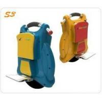 Wholesale S3 Series Smart Self-balancing Solo Wheel Electric Unicycle from china suppliers