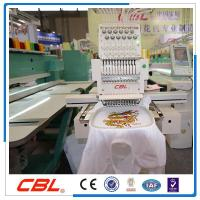 Wholesale Model:CBL single head 12 needles cap embroidery machine from china suppliers