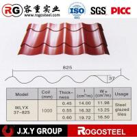 corrugated roof 825