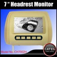 Wholesale 7 inch car back seat TV monitor with TV DVB_T ISDB_T HDMI input from china suppliers