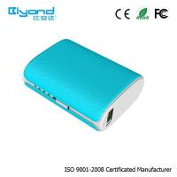 Featured wallet 4400mAh mobile phone power bank portable usb battery recharger