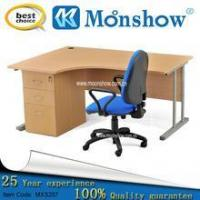 Wholesale Teachers' workbench Long computer desk with 3 drawers from china suppliers