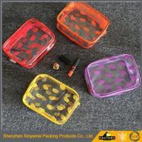 Wholesale Pvc toiletry bag with zipper for travel from china suppliers