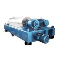 Wholesale Special purpose machine Horizontal Spiral Discharging Sedimentation Centrifuge Item:01 from china suppliers