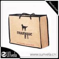 new product custom recyclable shopping bag?