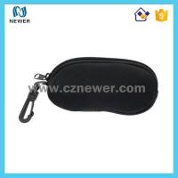 Newest style low price neoprene waterproof soft glasses bag