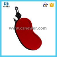 China Updated design wholesale pretty cute neoprene silicone glasses bags wholesale