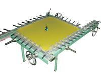 Wholesale Plate-making, UV, drying equip High precision mechanical net machine from china suppliers