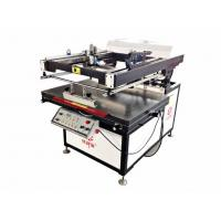 Wholesale Clothing, footwear printing eq Oblique arm type printing machine from china suppliers