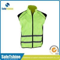 Wholesale Factory sale various widely used reflective breathable sports vest from china suppliers