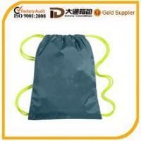 Cheap promotional polyester wholesale school backpack bag