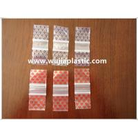 Wholesale Apple Mini Ziplock Bag from china suppliers