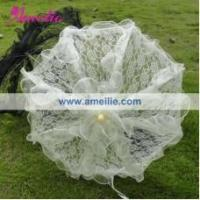 Wholesale A0211 Bridal Lace Wedding Parasols from china suppliers