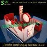 Wholesale Exquisite eyebrow kiosk for shopping mall from china suppliers