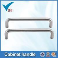 Wholesale Stainless steel pipe handle for furniture drawer from china suppliers