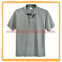Wholesale Men's Basic Polo Shirt 11007 from china suppliers
