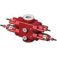 U type Well Head Equipment , Single / Double Ram Blowout Preventer