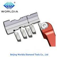 Wholesale Diamond Cutting Tool PCD Grooving Insert from china suppliers