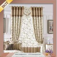 Wholesale High Quality Full Blackout Curtain Design For Living Room from china suppliers