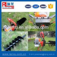 Wholesale Auger drilling rig Gasoline Earth Auger For soil test from china suppliers
