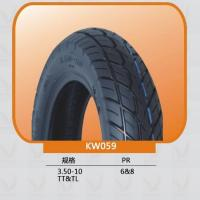Wholesale Scooter tire Balanced performance and durability characteristics from china suppliers