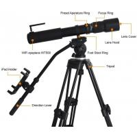 Portable and Convenient Zoom Spotting Scope