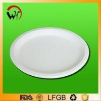 Wholesale CE/FDA/LFGB Passed Sugarcane biodegradable plate from china suppliers
