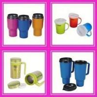 Wholesale plastic cup with lid from china suppliers